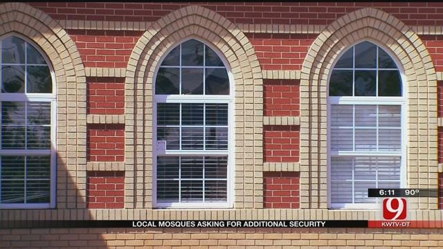 Local Mosques, Houses Of Worship Seek Security Advice From Law Enforcement