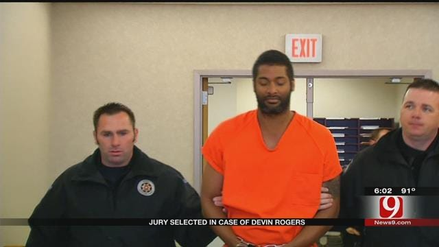 Jury Selected In Trial Against Suspect In Norman Hostage Situation