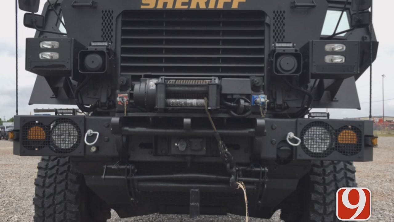 Police: Florida Massacre Shows Why Departments Should Have Military Equipment