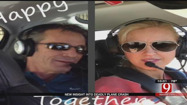 New Insight On Deadly Houston Plane Crash, OK Family Releases Statement