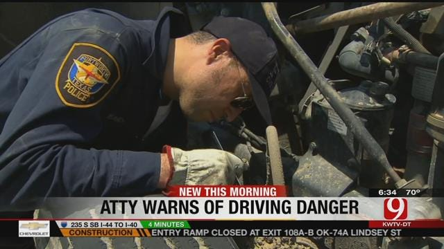 Attorney Warns Of Driving Danger After Commercial Trucking Crackdown