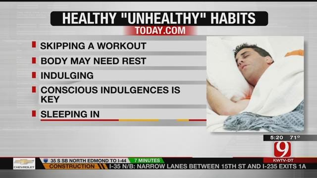 These Bad Habits Could Be Healthy