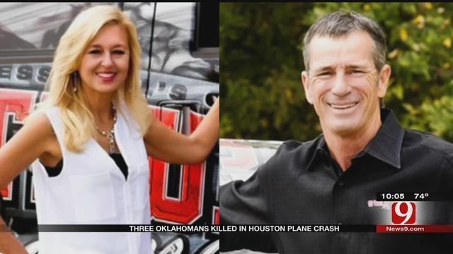 NTSB Investigating After Three Oklahomans Killed In Houston Plane Crash