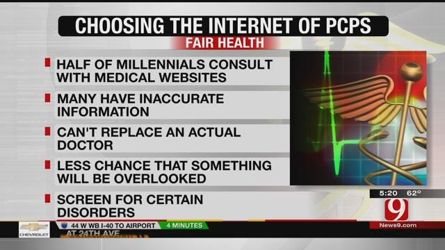 Study: Millennials Turn To Internet Sources Instead Of Primary Care Physicians