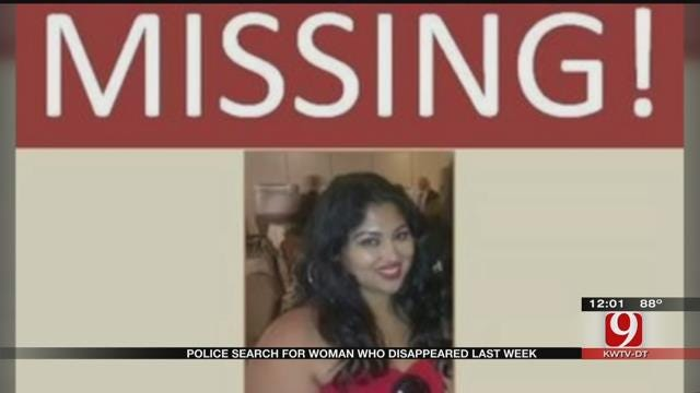 Search Continues For Missing Moore Woman