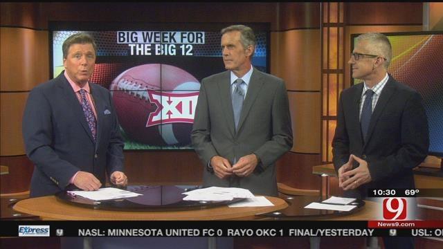 George Schroeder Joins The Blitz To Talk Big 12