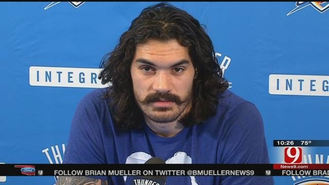 WATCH: Thunder Funnies From Media Day