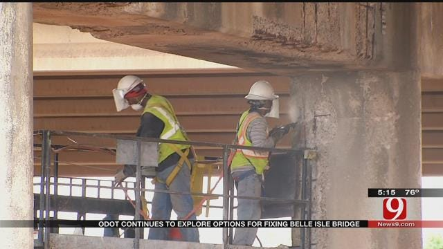 ODOT Explores Options For Removing Belle Isle Bridge