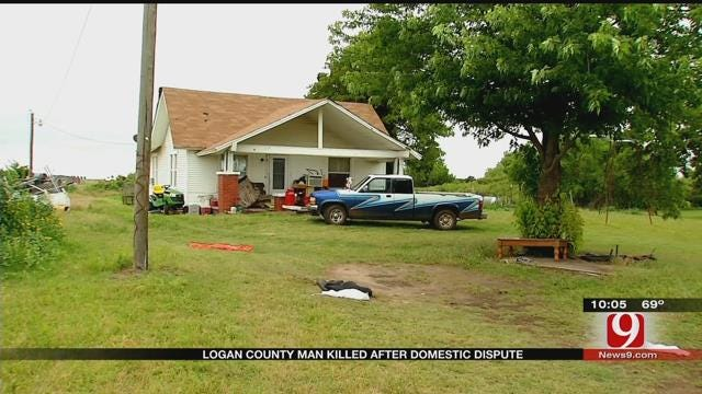 Authorities: Domestic Assault Turns Deadly In Logan County
