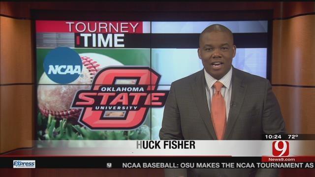OSU Baseball: Cowboys Headed To NCAA Clemson Regional