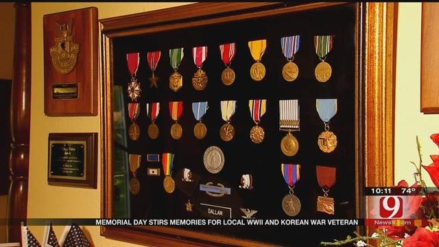 Memorial Day Stirs Memories For Local WWII, Korean War Veteran