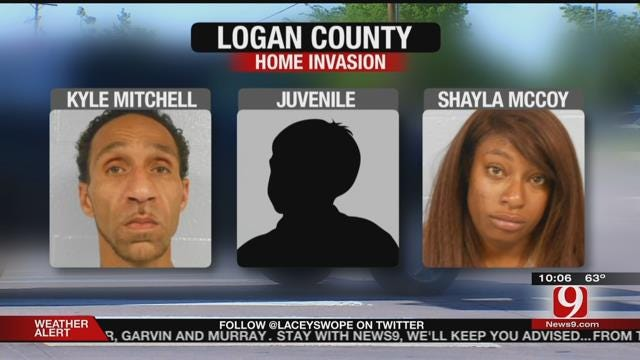 Teen Connected To Logan County Home Invasions