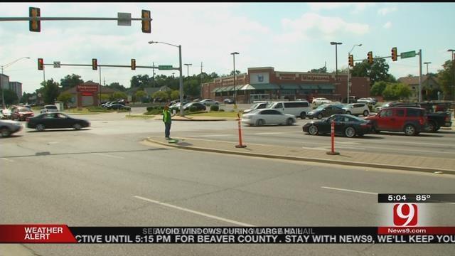 ACLU Sues Oklahoma City Over Panhandling Ordinance