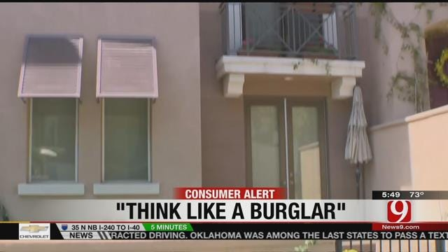Think Like A Burglar To Protect Your Home