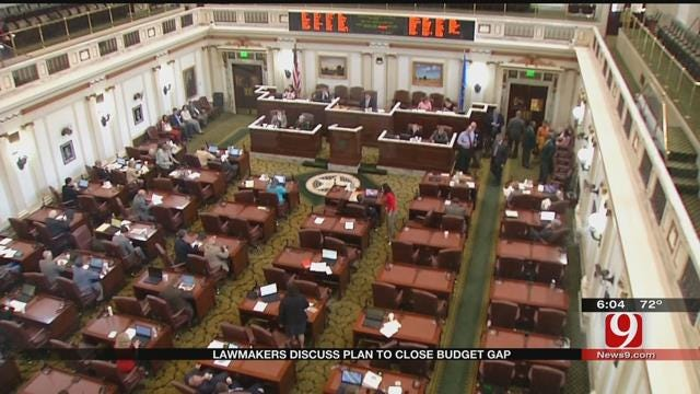 Time Running Out For State Budget Deal