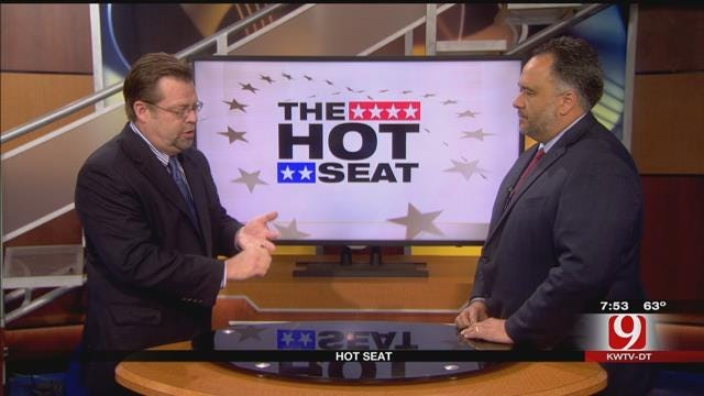 Hot Seat: Nico Gomez