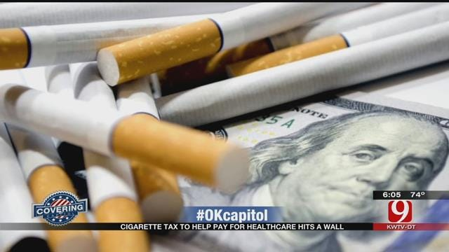 Cigarette Tax To Help Pay For Healthcare Hits A Wall
