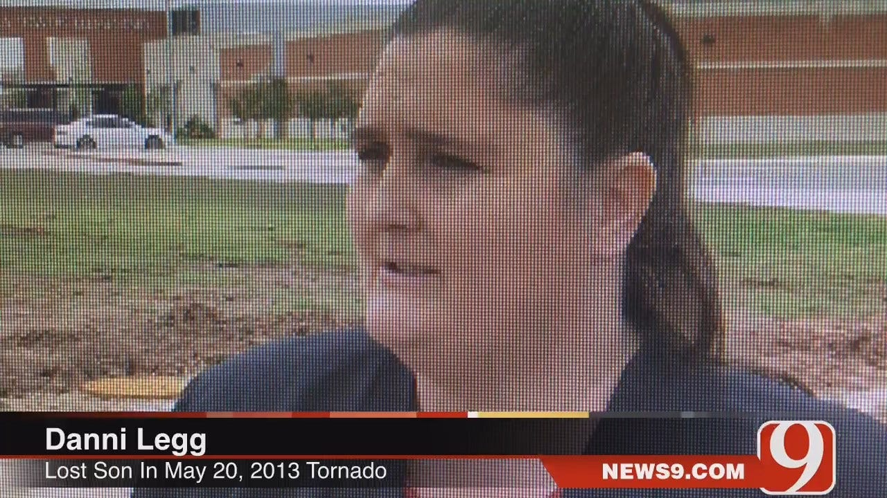 WEB EXTRA: Woman Who Lost Son In Moore Tornado Speaks To News 9