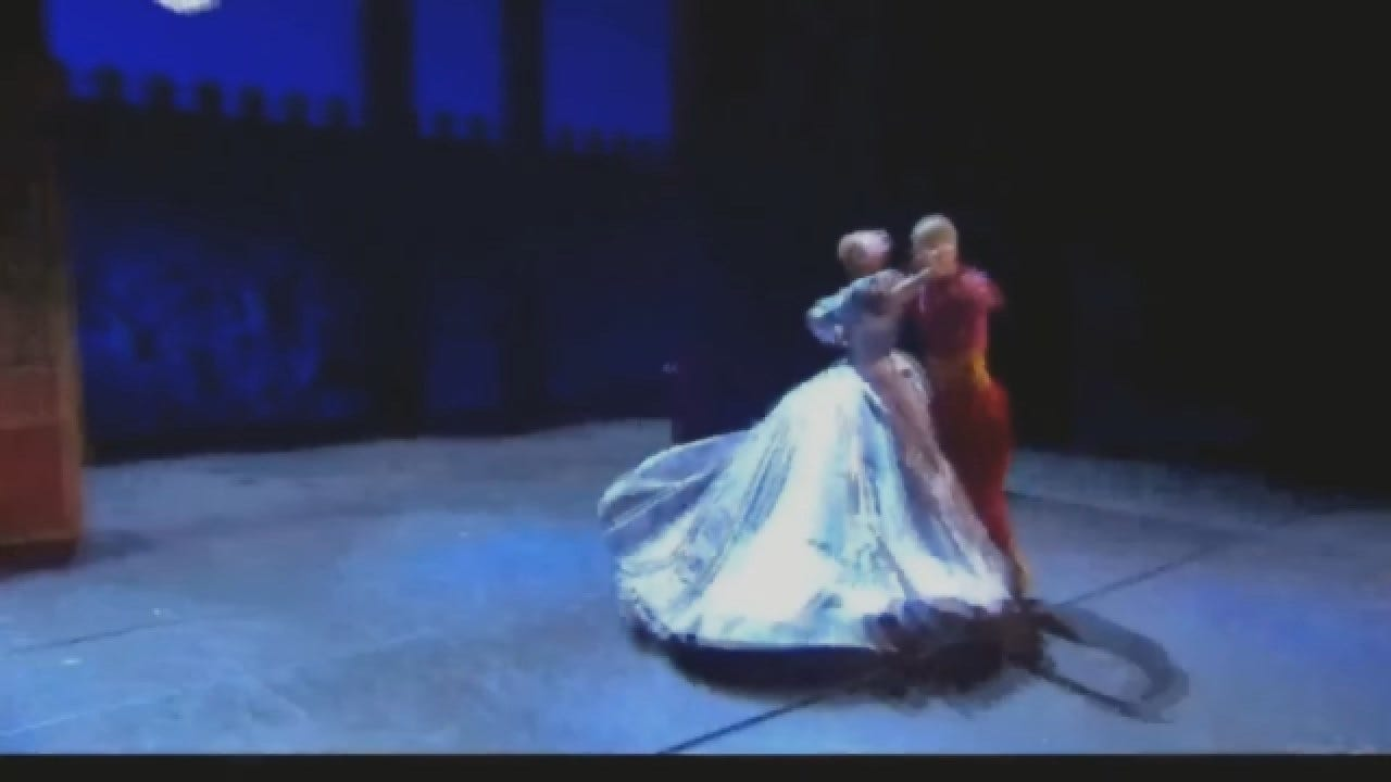 FULL INTERVIEW: News 9's Justin Dougherty Goes 1-On-1 With Broadway Star Kelli O'Hara