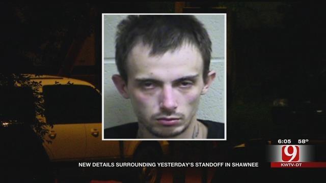 New Details Released In Shawnee Standoff