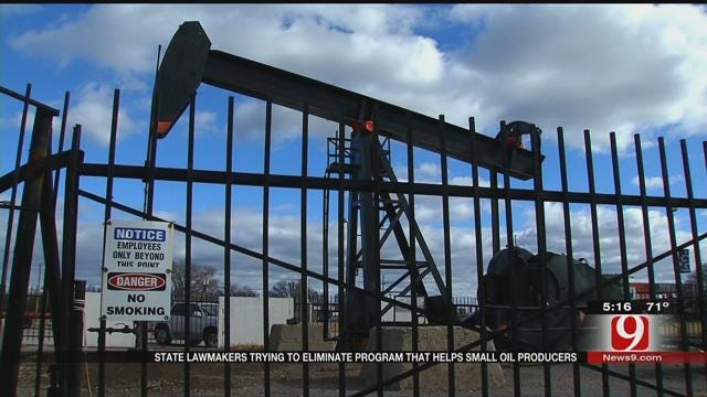 Bill Eliminating Relief For Struggling Oklahoma Oil Producers Moves Forward