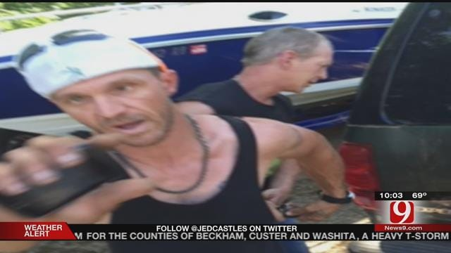 Edmond PD Searching For Burglary Suspects After Victim Shares Photos