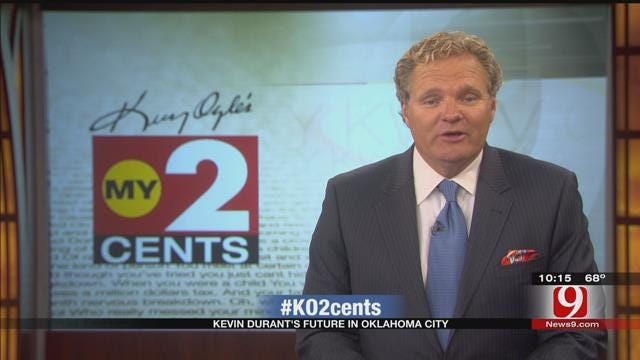 My 2 Cents: Kevin Durant's Future In Oklahoma City
