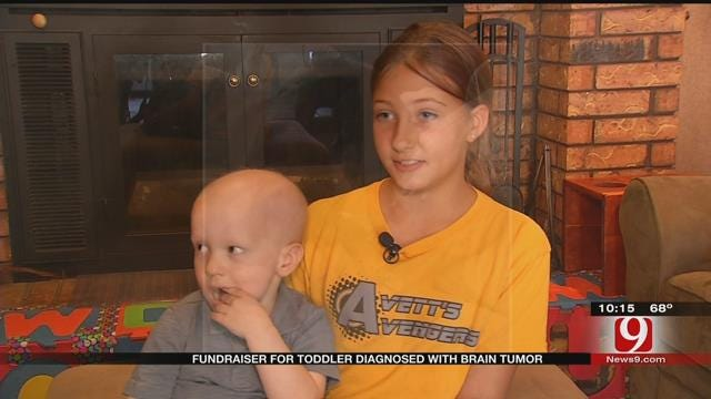 State Theater To Host Benefit Concert For Norman Toddler Battling Brain Cancer