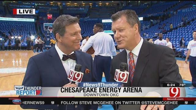 Dean & Steve Preview Thunder-Spurs Game 6