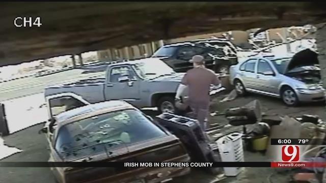 Authorities Say Irish Mob In Stephens County