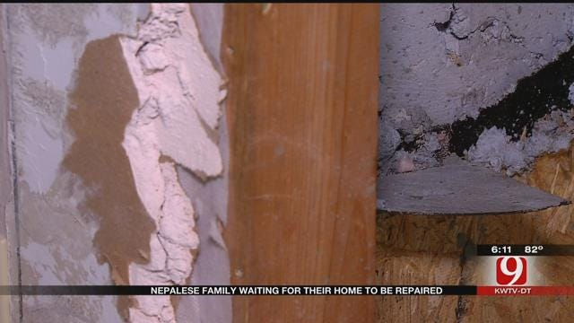 Edmond Family Says They Have Been Living In A Construction Zone For 18 Months