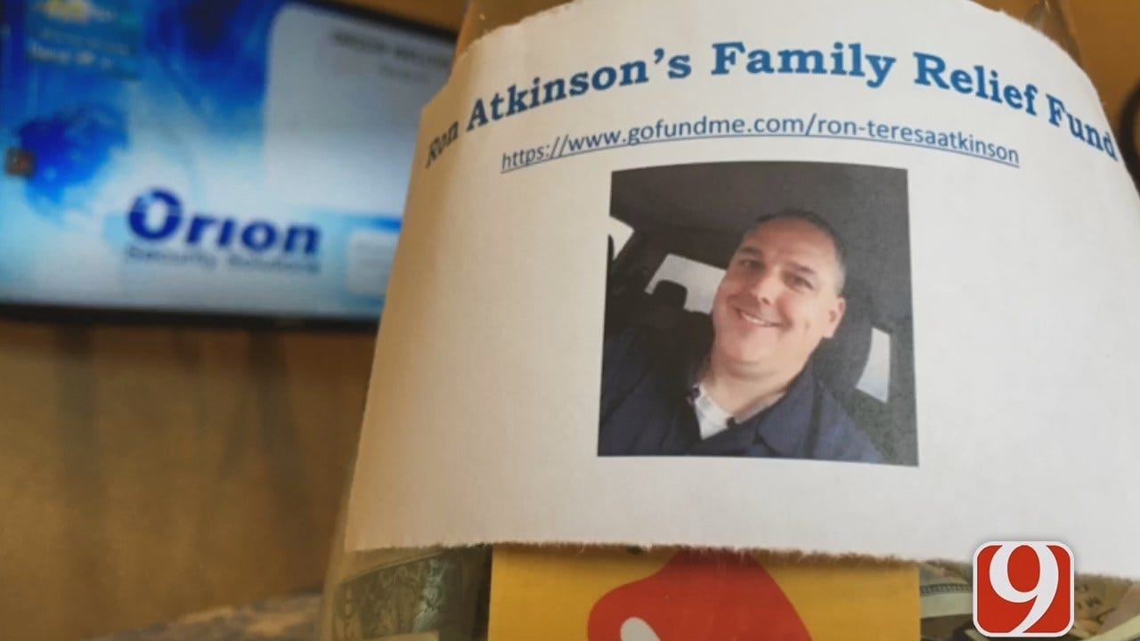 Co-Workers, Friends Supporting Atkinson Family Following Deadly Crash