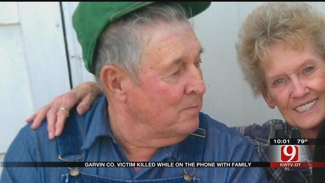 Garvin Co. Storm Victim Killed While On The Phone With Family