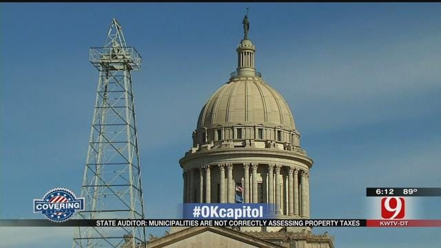 State Auditor Says State Is Being Short-Changed By Counties
