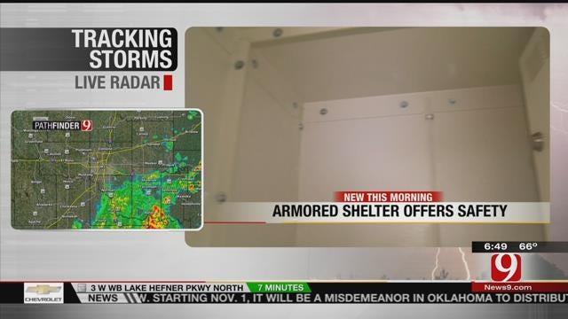 'Armored Closet' New Safe Spot During Tornado