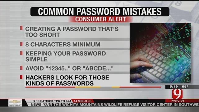 Mistakes To Avoid When Changing Your Password