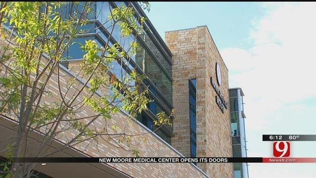 New Moore Medical Center Opens Its Door