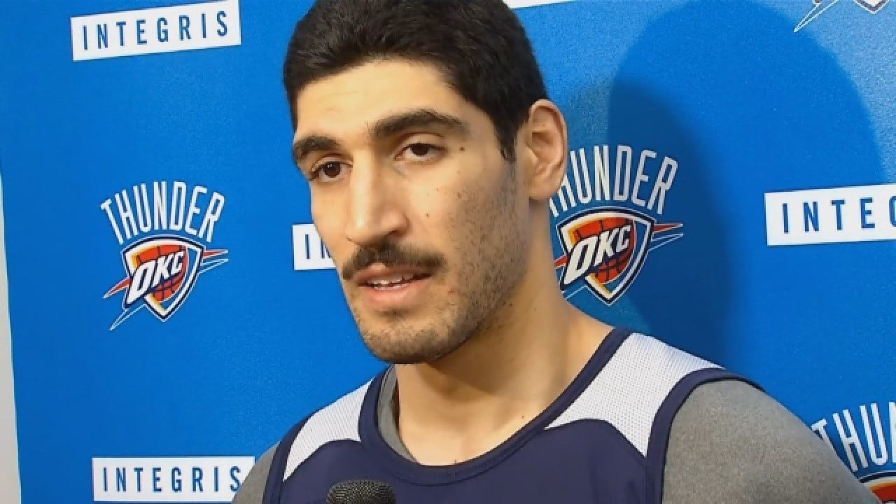 Kanter, Roberson Preview Thunder-Spurs Game 3