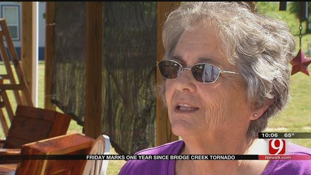 Family Reflects On Bridge Creek Tornado Before Its One Year Anniversary