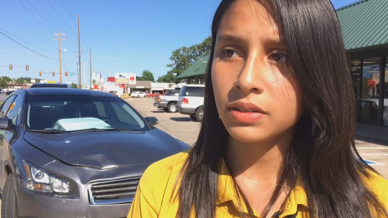 WEB EXTRA: Witness Says People Rushed To Help Boy In Crash