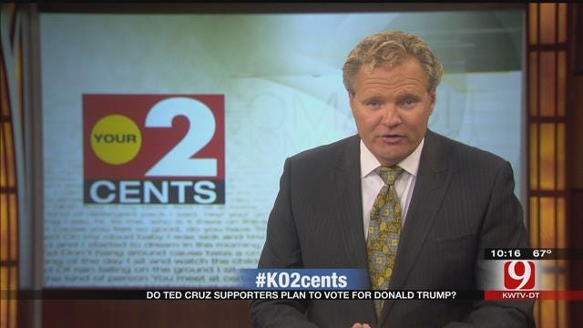 Your 2 Cents: Can Ted Cruz Supporters Back Donald Trump?