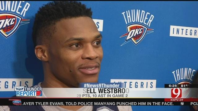 Thunder: Three Day Wait For Game 3