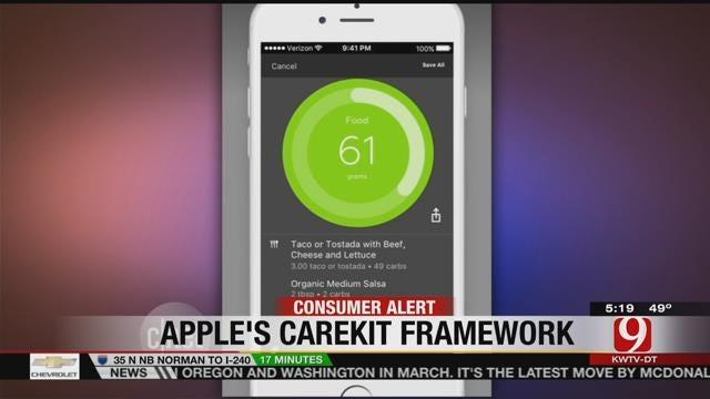 Apple Launches New Tool 'CareKit'