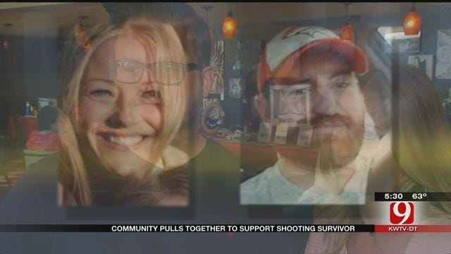 Benefit Held For MWC Mother Recovering From Shooting