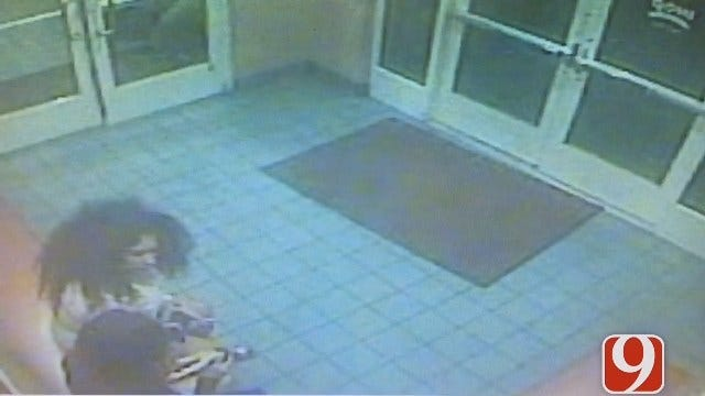 Police Searching For Women Who Deployed Pepper Spray At NW OKC IHOP