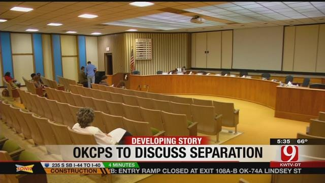 Supt. Rob Neu's Status With OKCPS Could Be Decided Tonight