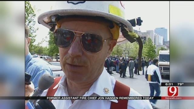 Former Assistant Fire Chief Jon Hansen Remembered