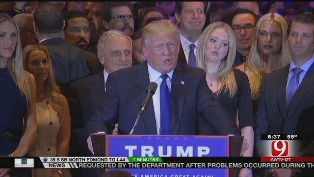 Trump, Clinton Closer To Winning Presidential Nominations