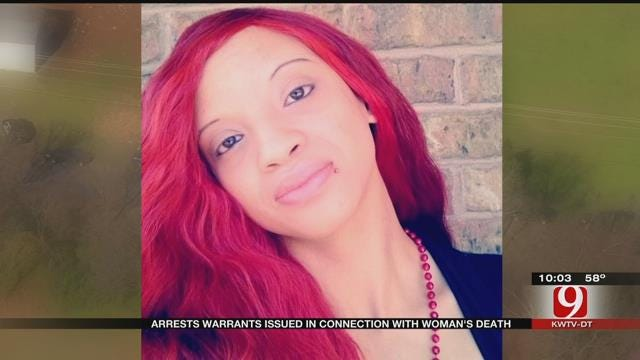 Arrest Warrants Issued In Connection With Woman's Death