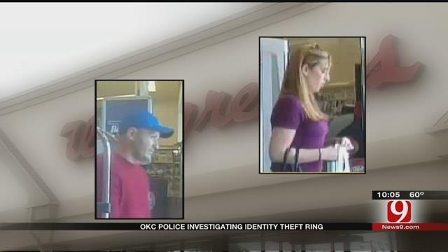 OKC Police Investigate Identity Theft Ring